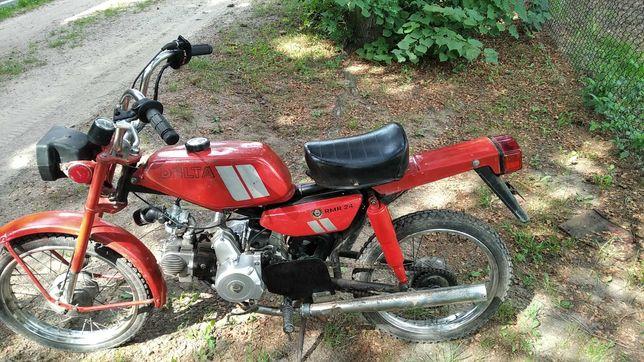 Romet Delta RMR 24 motorower skuter