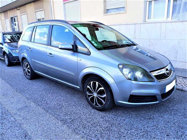 Opel Zafira 1900 GASOLEO 7 lugares - 2006