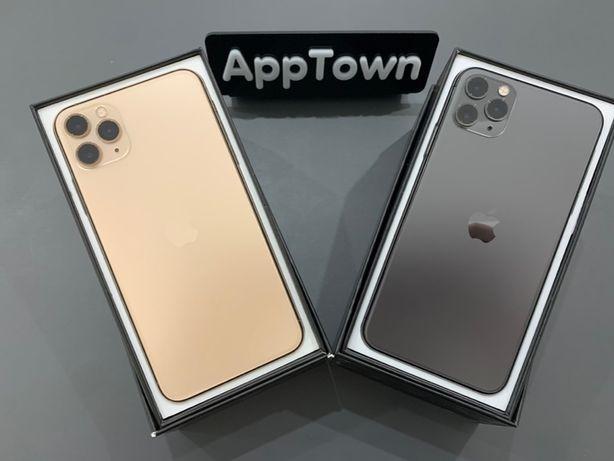 iPhone 11 Pro Max Space/Gold/Green 64GB/256GB/512GB Neverlock+Гарантія