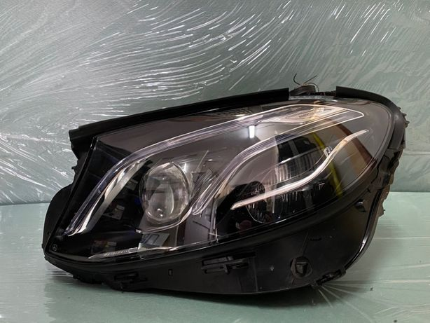 Lampy przednie LED Mercedes Benz E klasa 213w