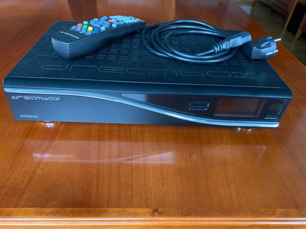 Tuner, dekoder satelitarny Dreambox DM 7080 HD Dual Tuner DVB-S2