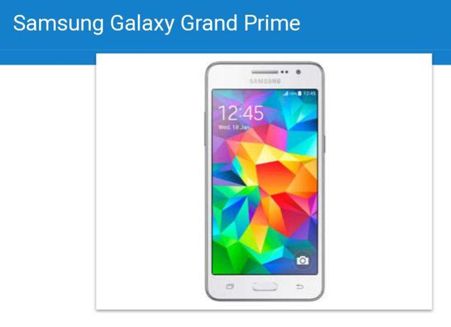 Samsung smartfon