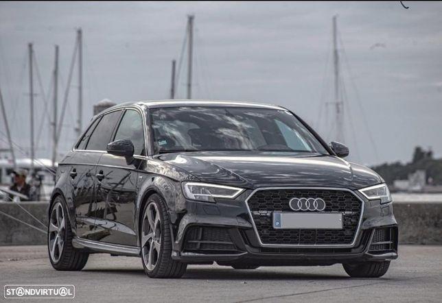 Audi A3 Sportback 2.0 TDi S tronic