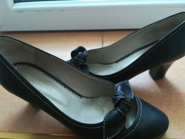 Туфли новые коричневые польские