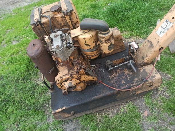 Zageszczarka dynapac lg450 silnik hatz es780 diesel