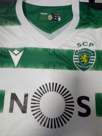 camisola principal sporting clube de portugal
