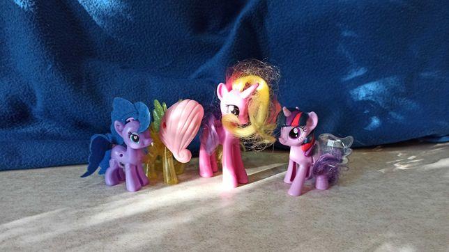 Набор фигурок My Little Pony Hasbro Блестящие единороги.