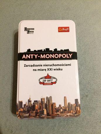 anty-monopoly wersja podróżna