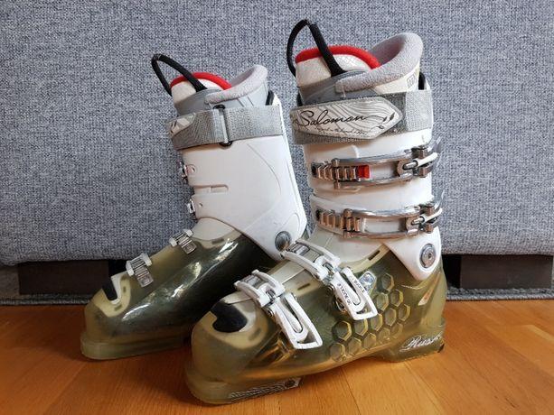 Damskie buty narciarskie Salomon Rush X r. 25 cm