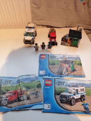 Lego 60048 kryjówka złodziei