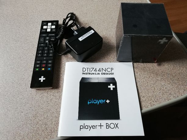 Player box do odbioru internetu tv i tv naziemnej NOWE
