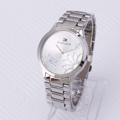 Zegarek Th Tommy hilfiger srebrny