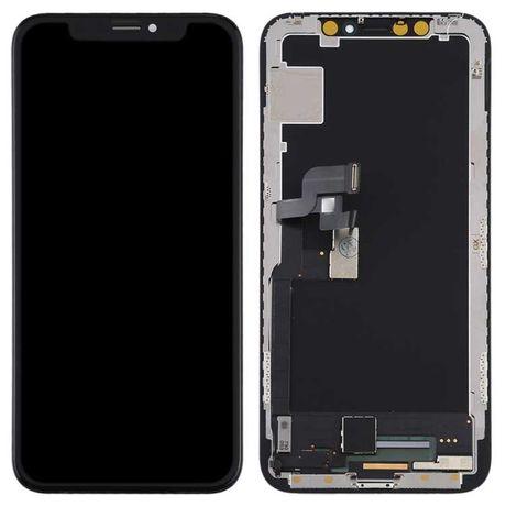 Ecra LCD + Touch para iPhone X/ XS / XS MAX/ XR/ 11 / 12 Mini Pro Max