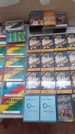 Jogos ZX Spectrum -K7