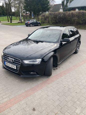 Audi A4 b8 manual TDI skóry alcantara Bang&Olufsen