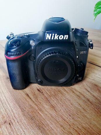 Nikon D610 bdb stan
