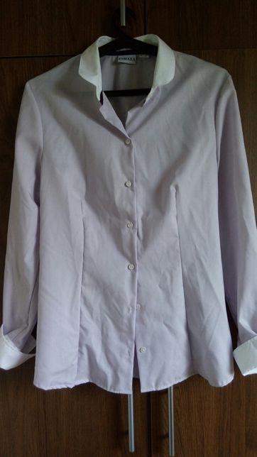 fioletowa koszula bluzka esmara r 40