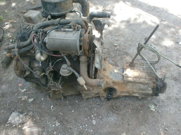 motor renalt 4l
