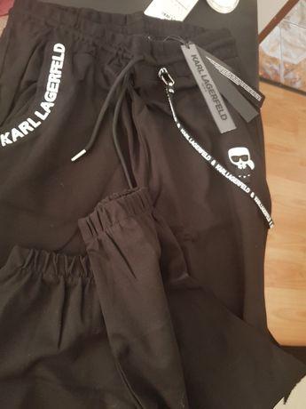 Spodnie KARL czarna