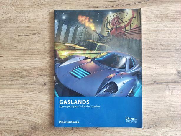 Podręcznik do gry Gaslands