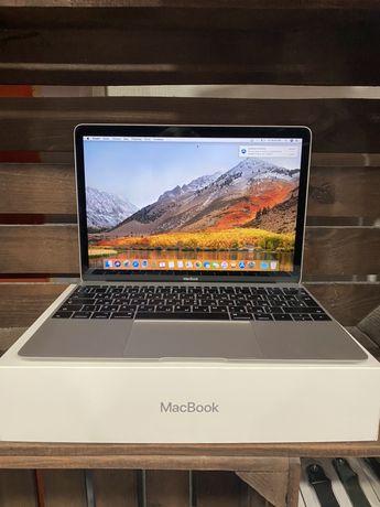 Apple MacBook 12 2017 256 gb Silver КАК НОВЫЙ! ГАРАНТИЯ от МАГАЗИНА!