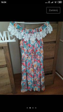 Nowe sukienki hiszpanki M-L-XL