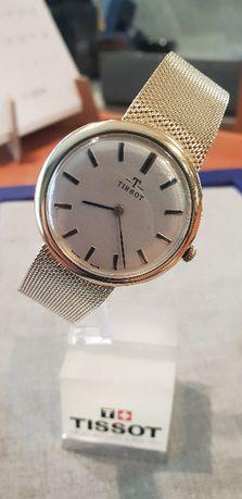 Złoty Zegarek firmy TISSOT