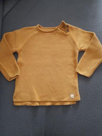 Sweterek chłopięcy zara 104
