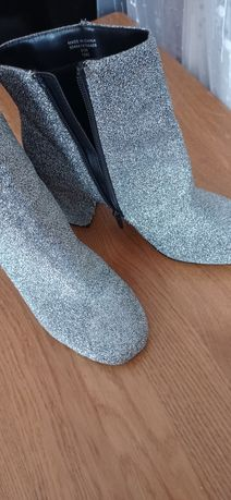 Нарядные ботинки демисезонные