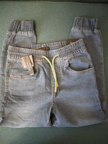 Нові джинсові джогери Reserved  р 134