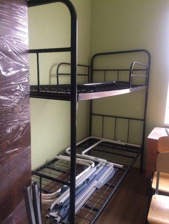 Двоярусне ліжко металеве нове