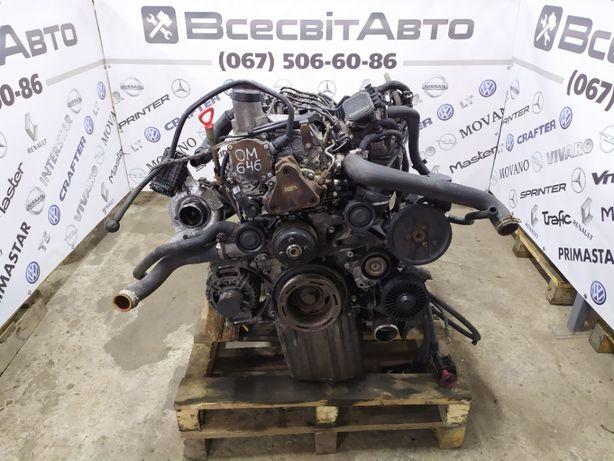 Мотор двигун двигатель Mercedes Sprinter 2,2 спринтер мерседес ОМ646