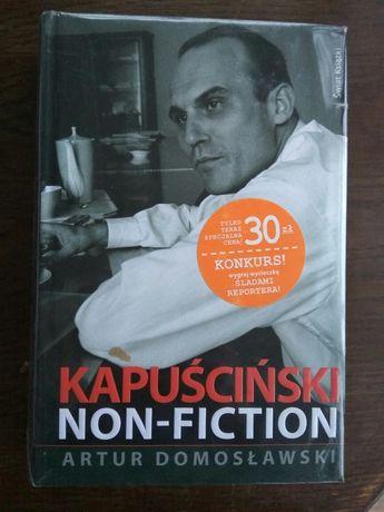 NOWA W FOLII Kapuściński Non-Fiction Artur Domosławski Biografia