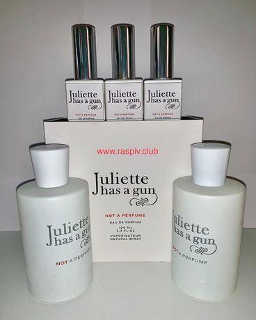 Juliette has a gun Not a perfume - не парфюм