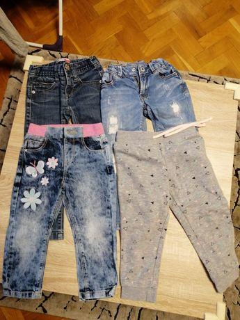 Zestaw spodni 92-104