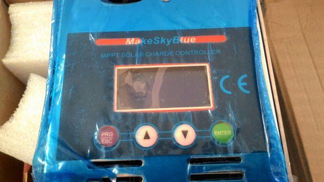 MakeSkyBlue MPPT 30A Солнечный контроллер заряда 12 В/24 В/36 В/48В