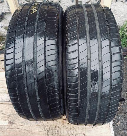 Michelin 235/55r17 2 шт лето резина шины б/у склад
