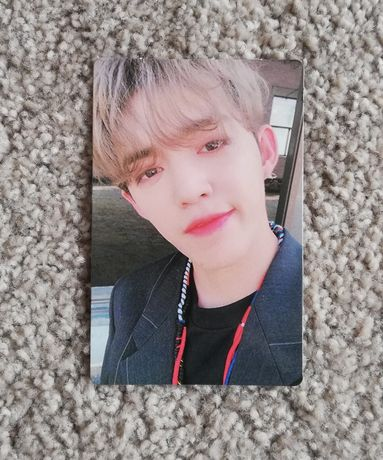 seventeen an ode photocard s.coups seungcheol