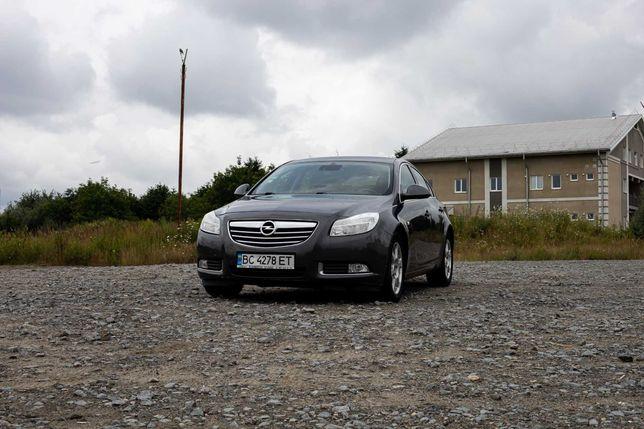 Opel Insignia 2010 року (Німеччина) - (2.0 л.)