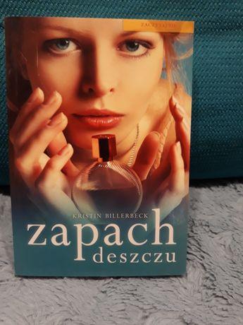 "Książka ,,Zapach deszczu"" Kristin Billerbeck"