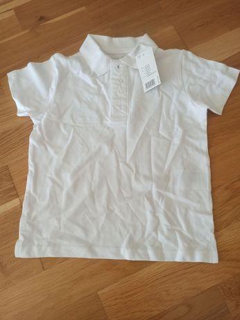 Нова футболка поло 110-116 см