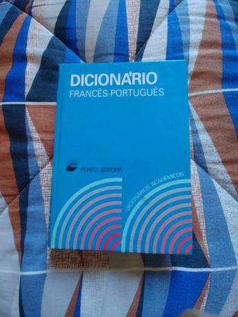 Dicionário Francês/Português Porto Editora