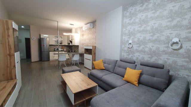 Сдам 2к квартиру-студию в новострое ЖК Панорама, центр, нагорка