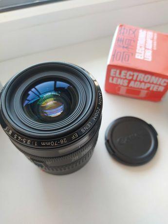Canon EF 28-70mm 1:3.5-4.5 II