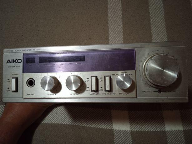 Amplificador de Potência Aiko PA 3000