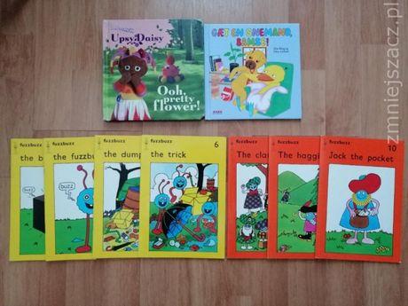 książeczki w j. angielskim