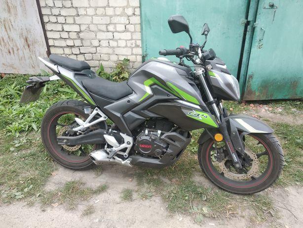 Продам мотоцикл Loncin LX250—15 CR4