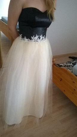 Sukienka Suknia okolicznościowa długa wesele studniówka