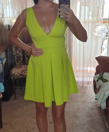 Красивое платье светлое