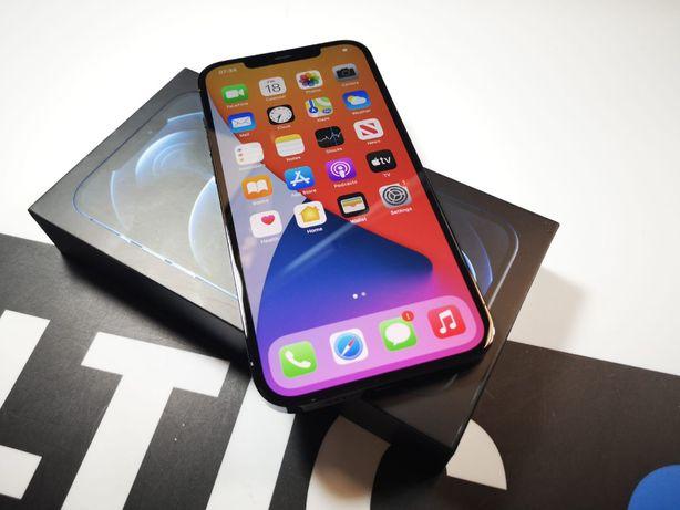 Sklep jak nowy Iphone 12 Pro Max 128gb pacyfic Blue gwar prod